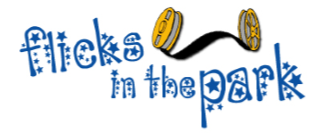 Flicks in the Park Logo